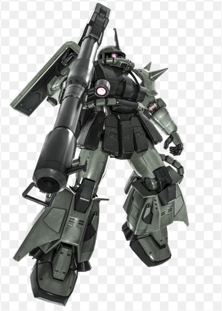 高機動型ザクR2(バランサー欲しい…)