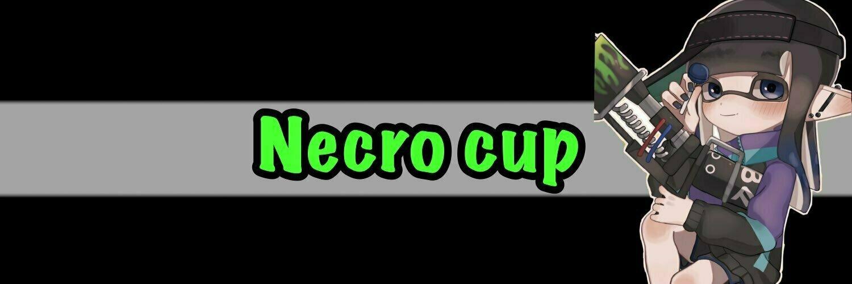 スプラトゥーン2イベント Necro cup 画像