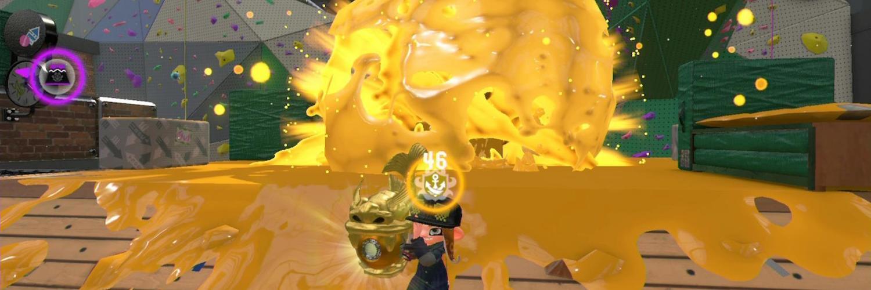 スプラトゥーン2イベント 第二回ガチホコ王決定戦 画像