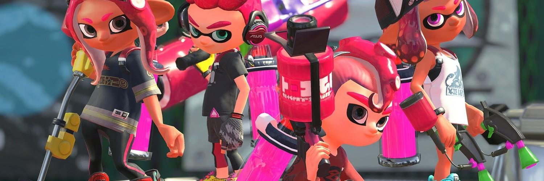 スプラトゥーン2イベント 第一回 Sun Squid Cup 画像