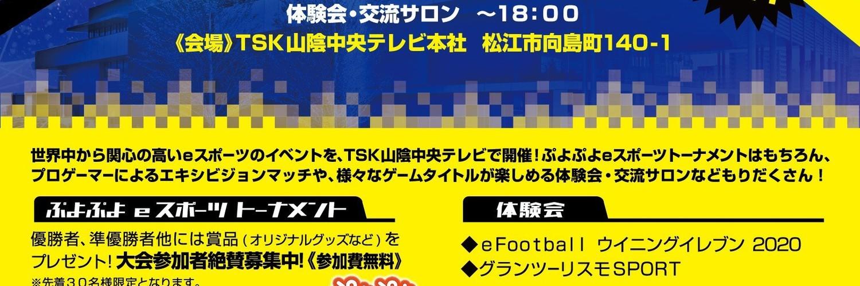 ぷよぷよイベント TSKゲームパーティ/ぷよぷよeスポーツトーナメント 画像