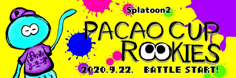 PACAO CUP ROOKIES