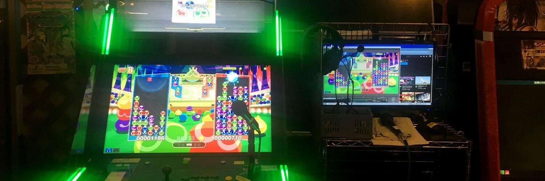 GAMEタカラ島可児店  ぷよスポAC対戦&配信会0913