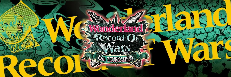 ワンダーランドウォーズ公式大会 12/05 ブロック・スペード 第1トーナメント 画像