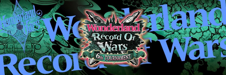 ワンダーランドウォーズ公式大会 01/16 ブロック・ダイヤ 第3トーナメント 画像