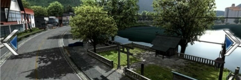 「頭文字D ARCADE STAGE Zero」Dフェス 伊香保沼の龍神 画像