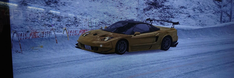 「頭文字D ARCADE STAGE Zero」Dフェス 今月のお題・秋名雪下TA 画像