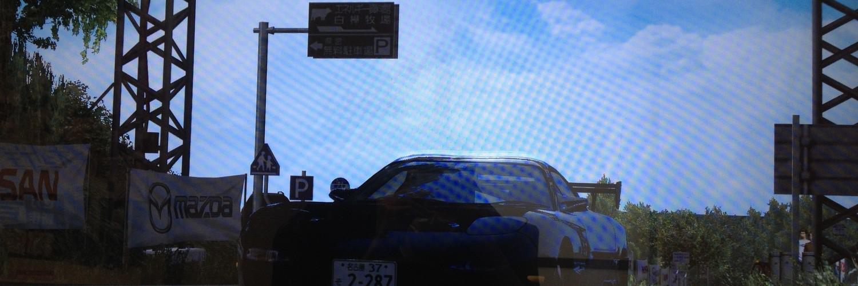 「頭文字D ARCADE STAGE Zero」Dフェス 秋上を詰める。 画像