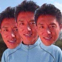 三つ顔の修造