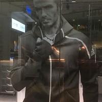 Dio.  Beckham