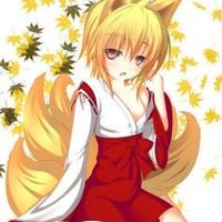 猫巫女ユナ