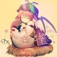 兎雀【麗しの白き雀】