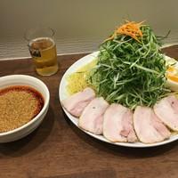 究極奥義・広島風つけ麺
